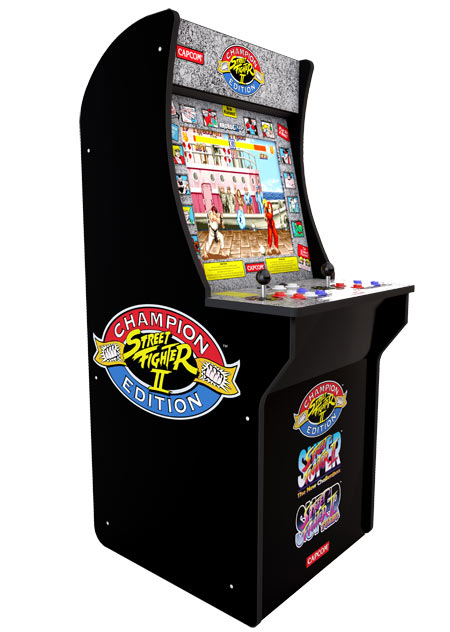 Arcade One - Street Fighter II Champion Edition