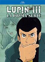 Lupin III - La Prima Serie (3 Blu-Ray Disc)