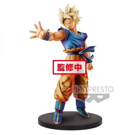 Figure Dragon Ball Super - Goku Super Sayan (Blood Of Sayans)