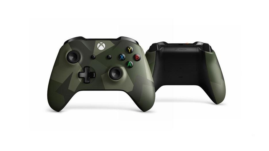 Controller Wireless - Armed Forces