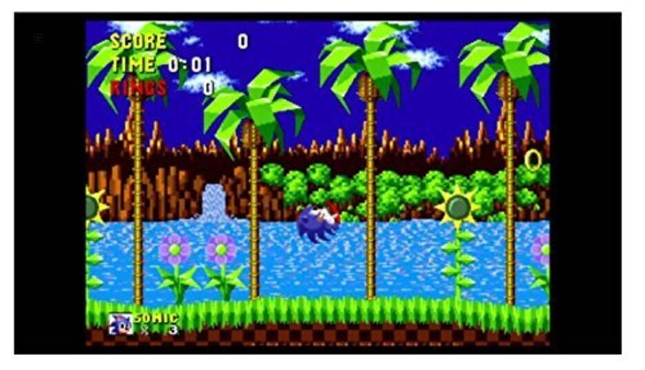 Sega Megadrive Genesis Flashback HD