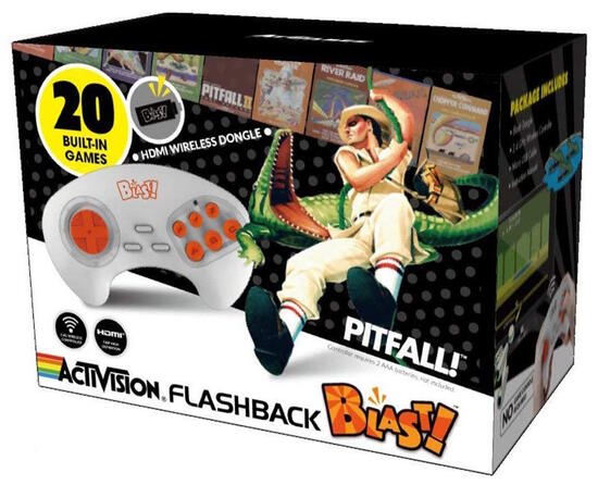 Activision Flashback Blast! Pitfall