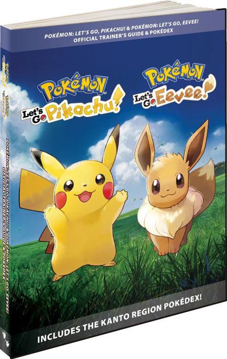 Pokémon Let's Go, Pikachu e Let's Go, Evee! - Guida Strategica Ufficiale