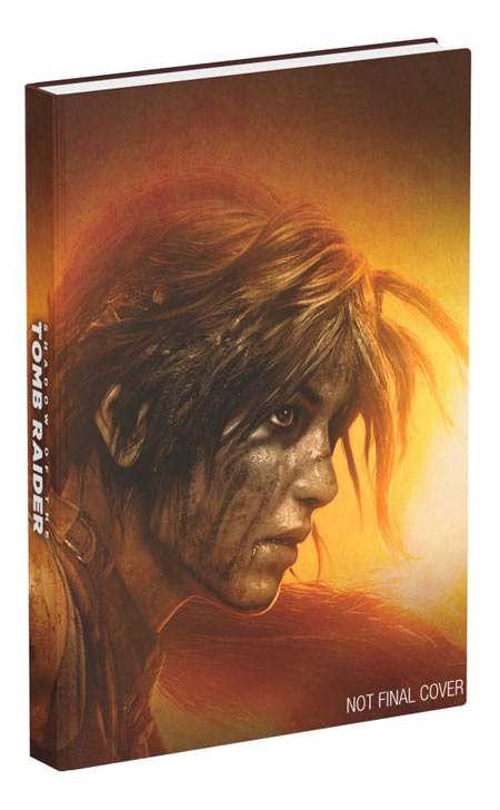 Shadow Of The Tomb Raider - Guida Strategica Ufficiale Collector's Edition