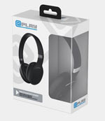 Headset @Play - Bluetooth Nero