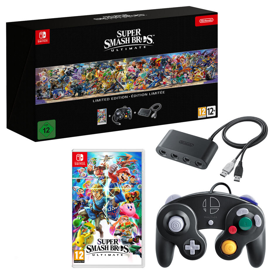 Super Smash Bros. Ultimate - Limited Edition