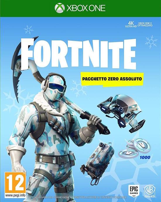 Fortnite - Pacchetto Zero Assoluto
