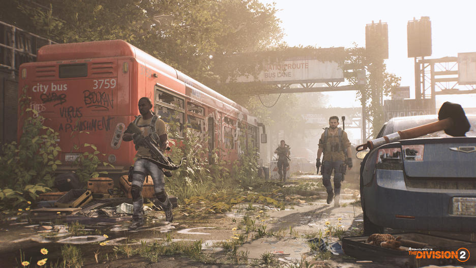 Tom Clancy's The Division 2 - Dark Zone Edition