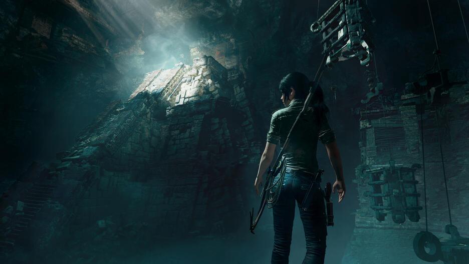 Xbox One X 1TB + Shadow of the Tomb Raider