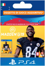 Madden NFL 19 - Starter Pack
