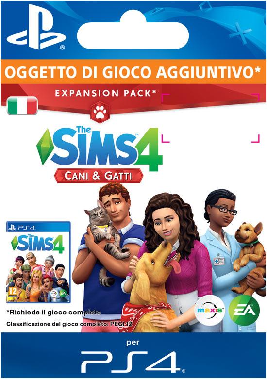 The Sims 4: Cani & Gatti