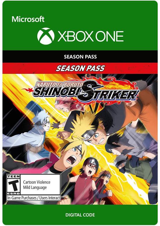 Naruto to Boruto: Shinobi Striker -  Season Pass - Digital code