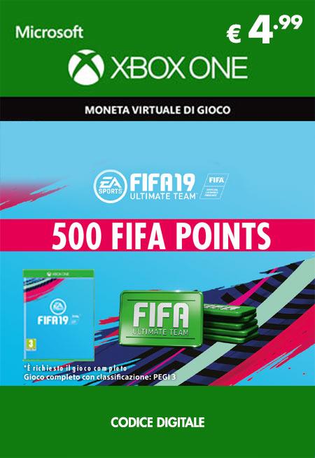 Fifa 19 - 500 FUT Points