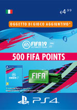 Fifa 19 - 500 FUT Points