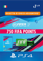 Fifa 19 - 750 FUT Points