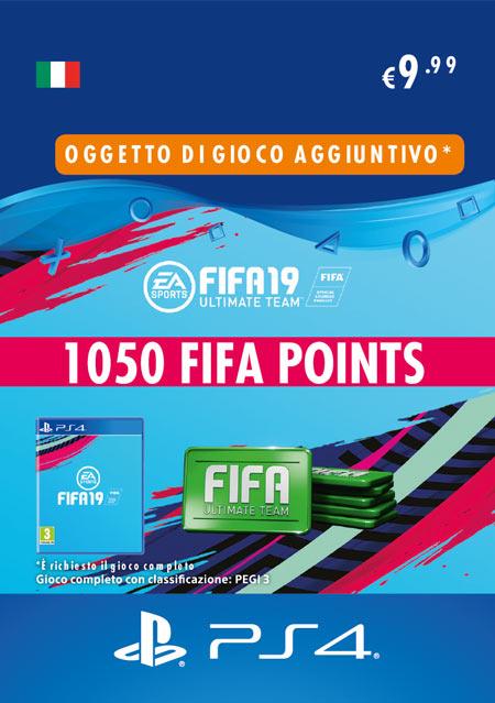 Fifa 19 - 1050 FUT Points
