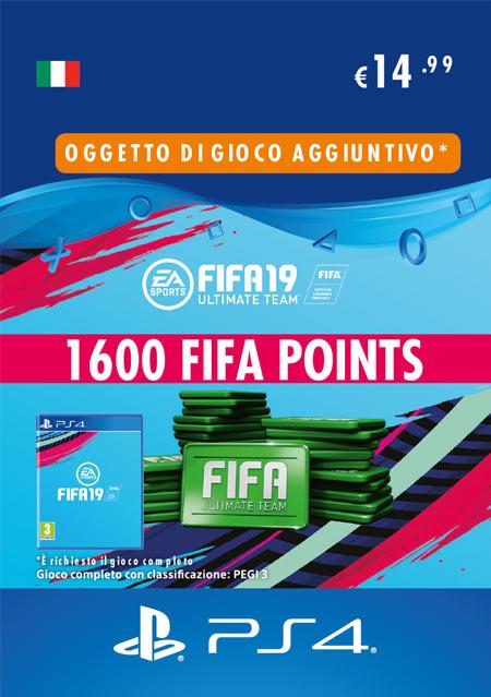 Fifa 19 - 1600 FUT Points