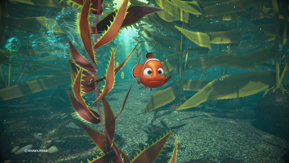 Rush: Un'Avventura Disney