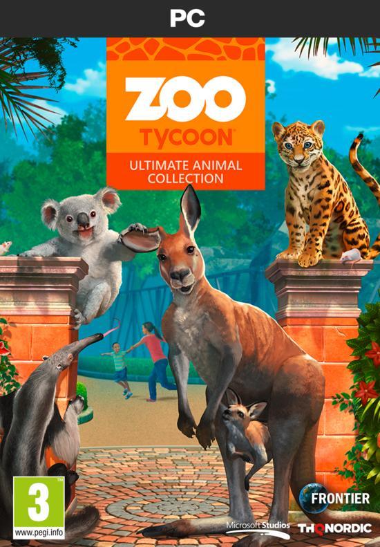 Zoo Tycoon - Ultimate Animal Collection