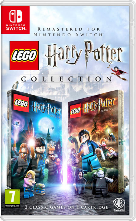 LEGO Harry Potter Collection Remastered