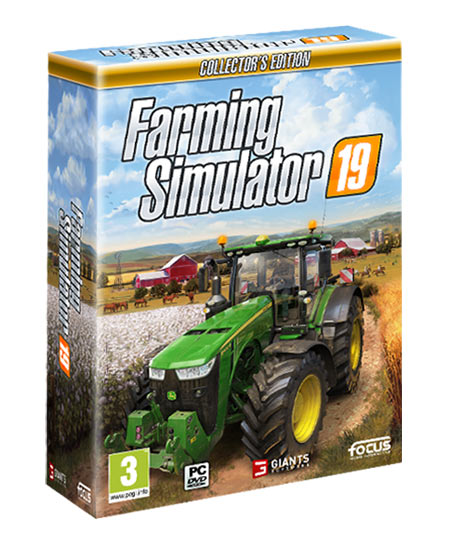 farming simulator 19 pc italiano  Farming Simulator 19 - Collector's Edition | alia