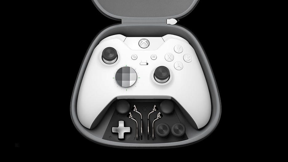 Controller Wireless Elite White