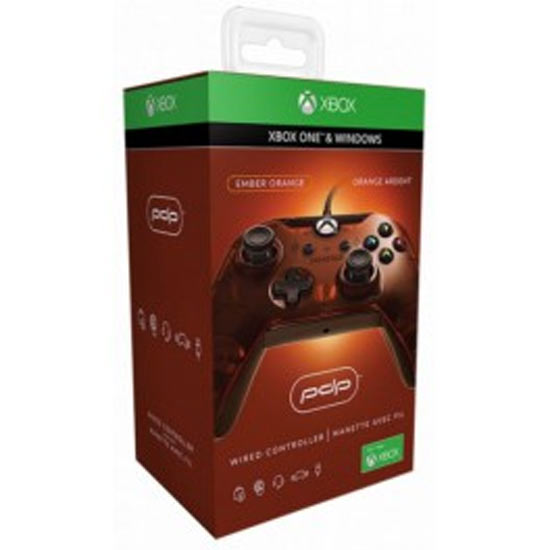 Controller Wired Xbox One - Arancione
