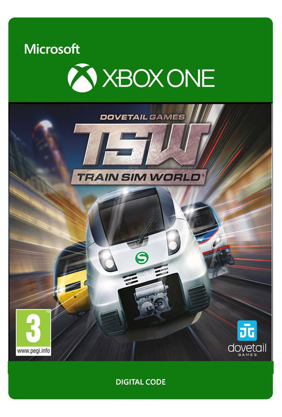 Train Sim World  - Digital code