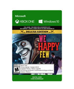 DLC X1 WE HAPPY FEW DELUXE ED