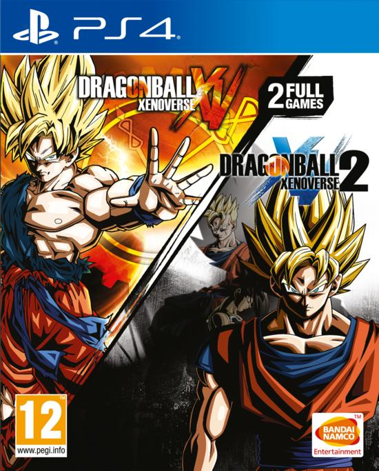Dragon Ball Xenoverse + Dragon Ball Xenoverse 2
