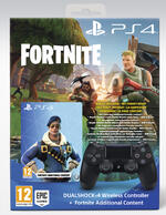 Controller PlayStation 4 - DUALSHOCK®4 + Fortnite Voucher