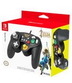 Controller Hori Nintendo Switch - Battle Pad Zelda