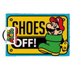 "Zerbino Super Mario - ""Shoes Off!"""