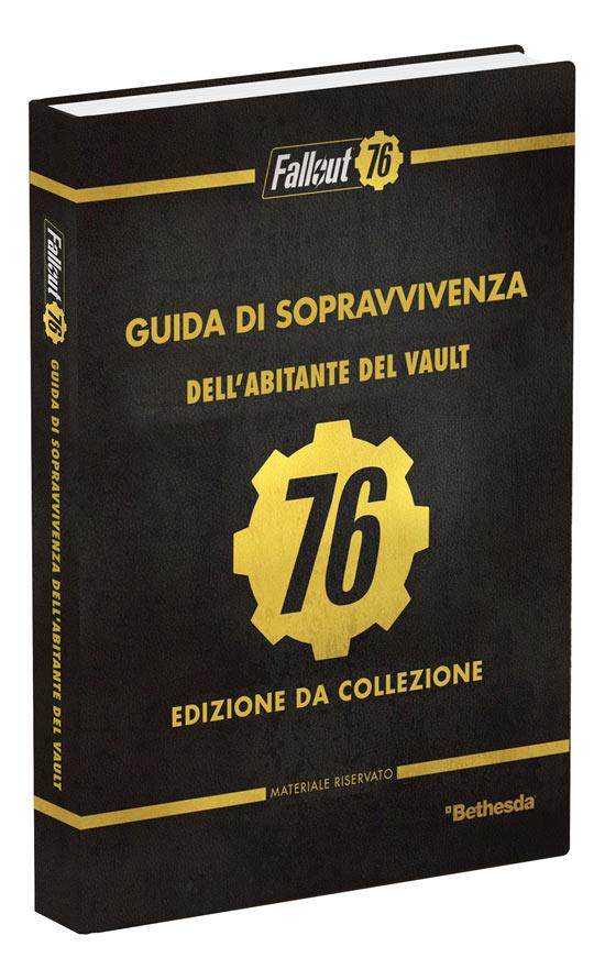 Guida Strategica - Fallout 76 (Collector's Edition)