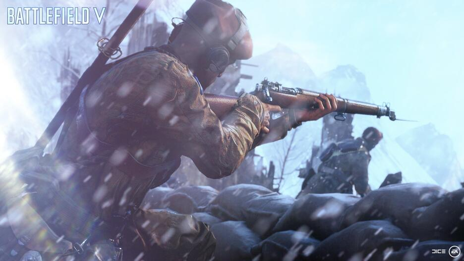 Xbox One S 1TB + Battlefield 5