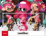 Nintendo Amiibo - Ragazzo/Ragazza/Octorion (3 Pack)