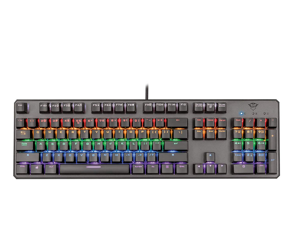 Tastiera Trust Gaming - GXT 865 Asta