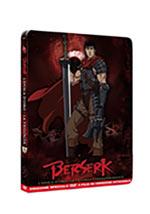 DVD Berserk - L'epoca d'oro - La Trilogia Cinematografica