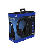 Headset 4Gamers - PRO4-80 Black