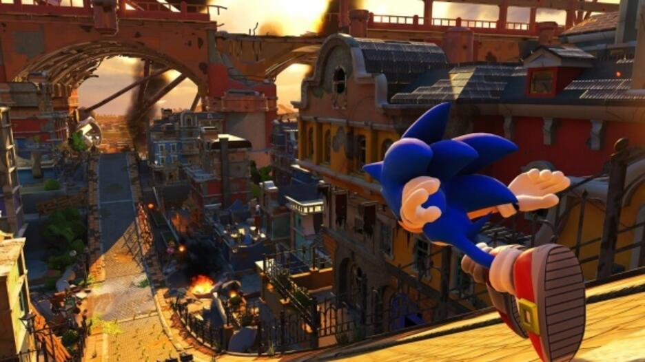 Sonic Forces e Sonic Mania Plus - Double Pack