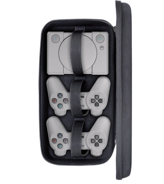 Travel Case PlayStation Classic