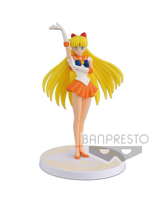 Figure Sailor Moon - Sailor Venus - Girls Memories