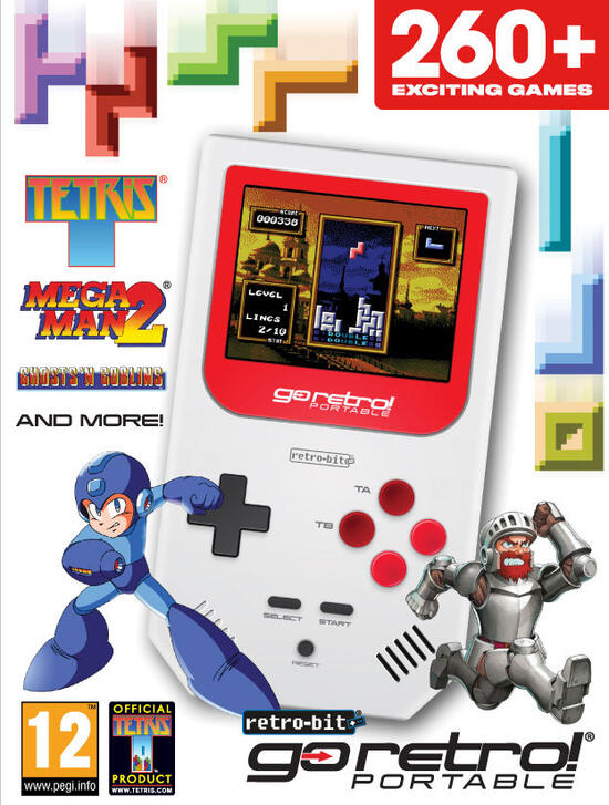 Go Retro Portable!