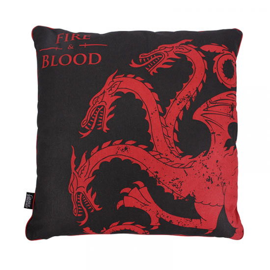 Cuscino Game Of Thrones - Targaryen