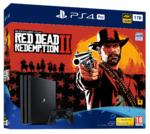 PS4 Pro 1TB + Red Dead Redemption II