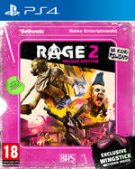 RAGE 2 - Deluxe Wingstick Edition