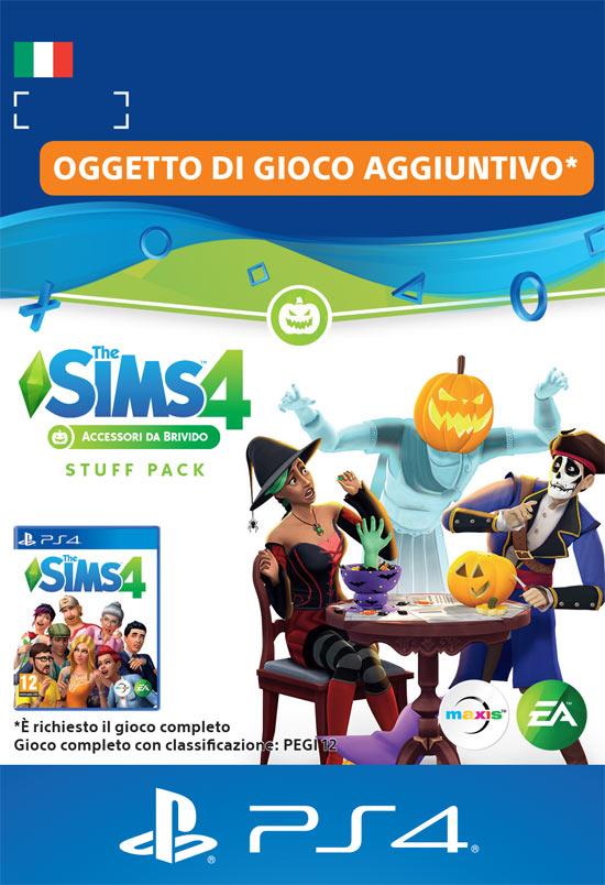 The Sims 4: Accessori da Brivido