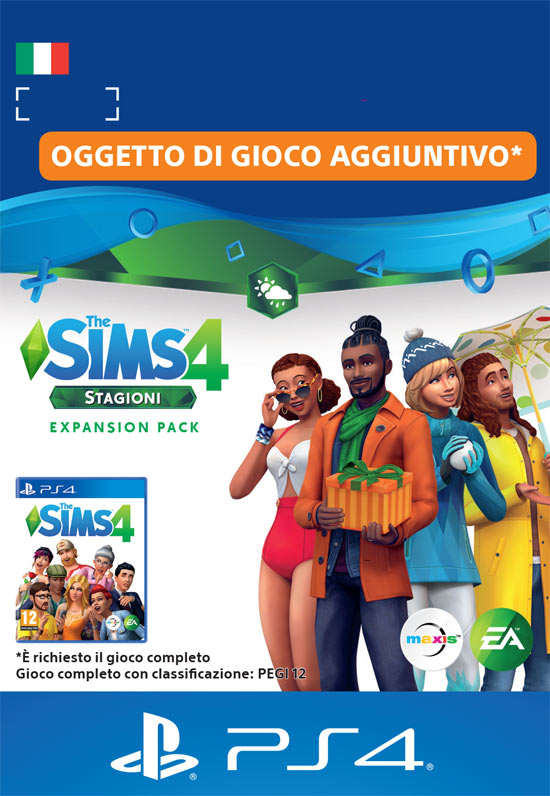 The Sims 4: Stagioni