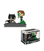 Comic Moments Funko Pop! - Lanterna Verde & Batman