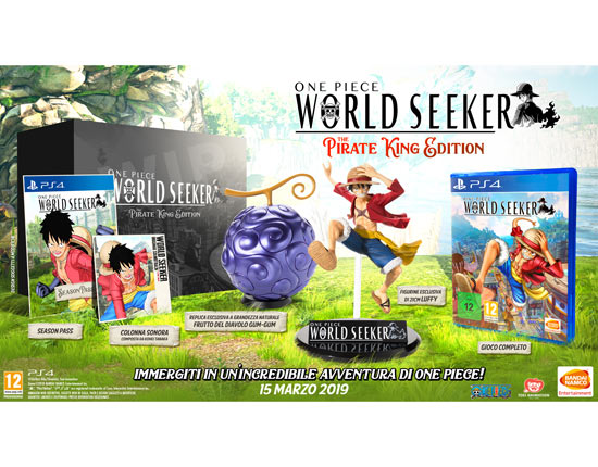 One Piece: World Seeker - Pirate King Edition